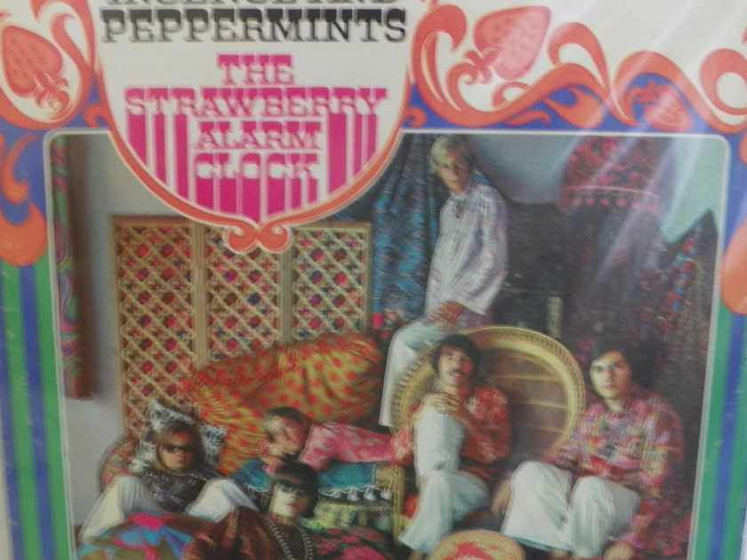 THE STRAWBERRY ALARM CLOCK - INSENSE AND PEPPERMINTS RARE
