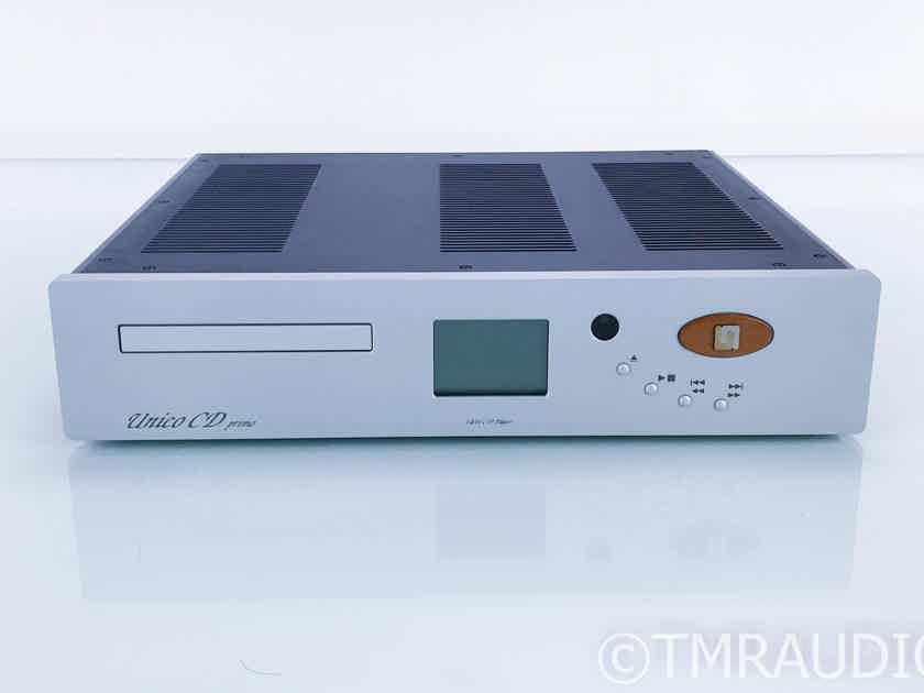 Unison Research Unico CD Primo Tube CD Player / USB DAC; Transport; Remote (18348)