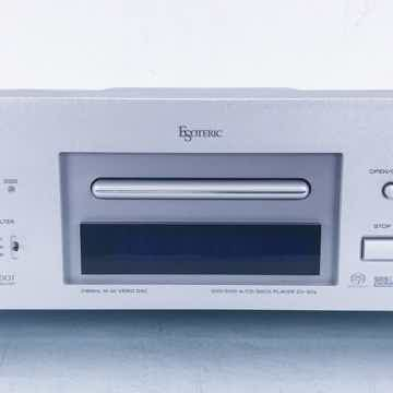DV-50s SACD / DVD / CD Player