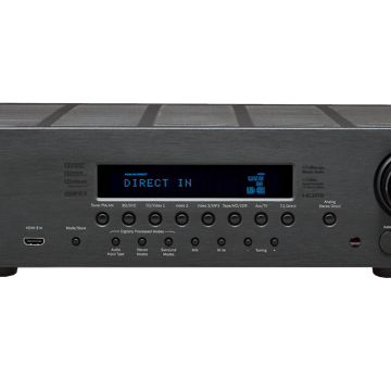 Azur 551R V2 7.1 AV Receiver (Black):
