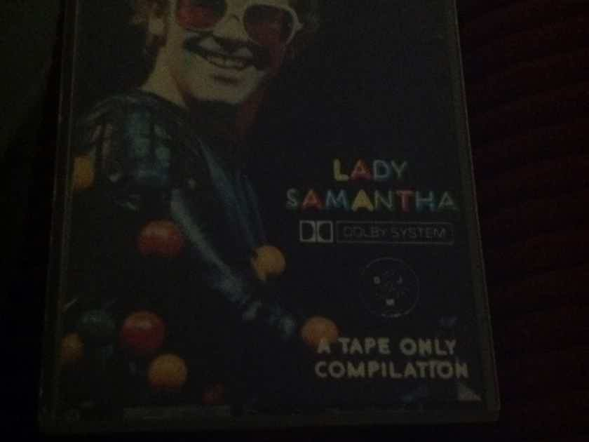 Elton John - Lady Samantha DJM Records Pre Recorded Cassette