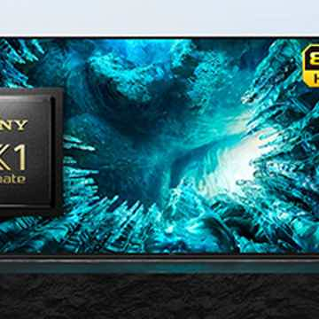 Sony XBR-85Z8H Smart LED 8K UHD TV with HDR