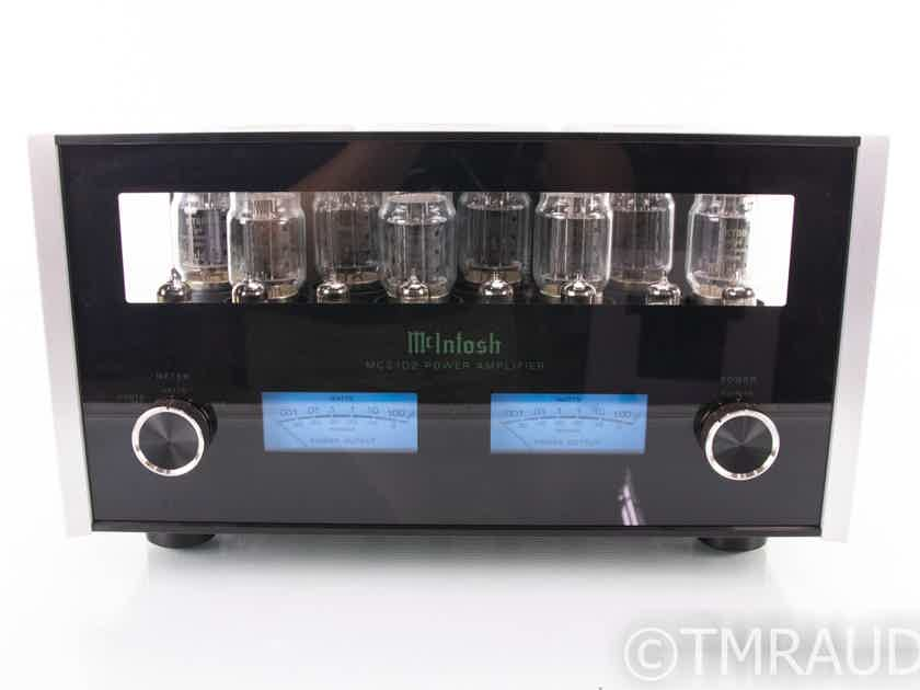 McIntosh MC2102 Stereo Power Amplifier; MC-2102 (13663)