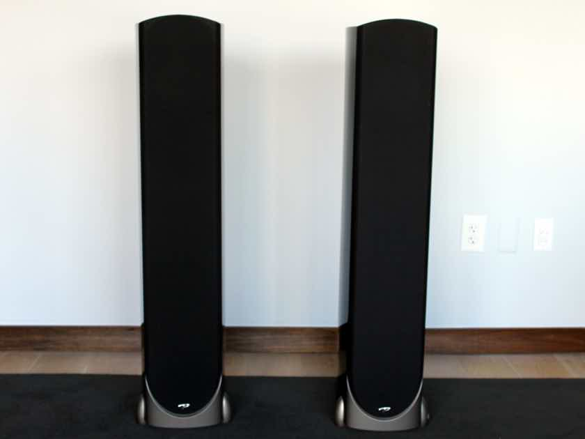 Paradigm Reference Studio 100 V5 Loudspeakers in Black Finish