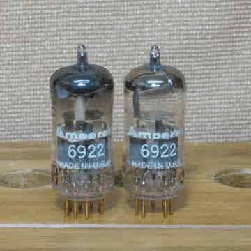E88CC/6922 PQ Pinched Waist Matching pair
