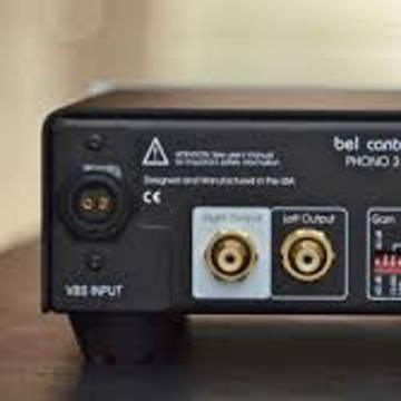 Bel Canto Design Phono 3 VB & VBS-1 Power Supply