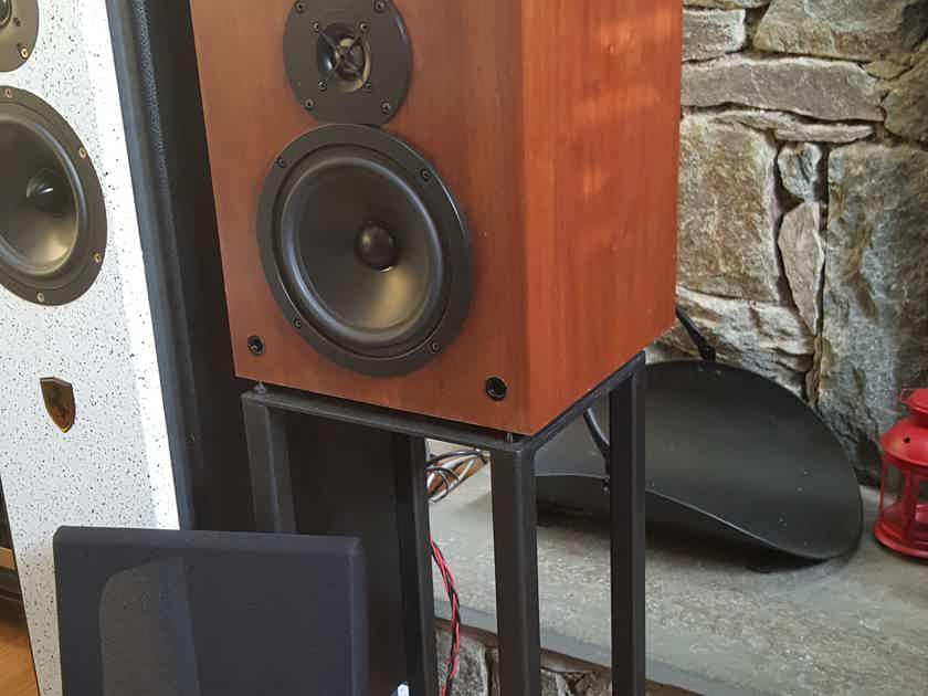 Legacy Audio Super Sattelite Beautiful sound and cabinet craftsmanship