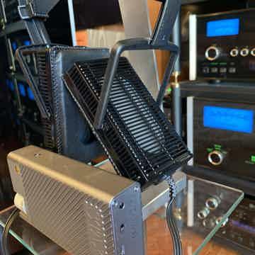 Stax SRM-D10 with SR-L300
