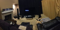 5/6/21 All my components are on the floor. No cabinet behind my FL speaker blocking the soundstage.