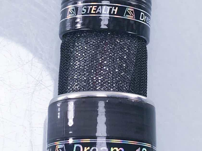 Stealth Audio Dream v.12 Standard Power Cable; Single 1.5M AC Cord (11779)