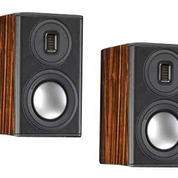 PL100 Series II Speakers (Ebony):
