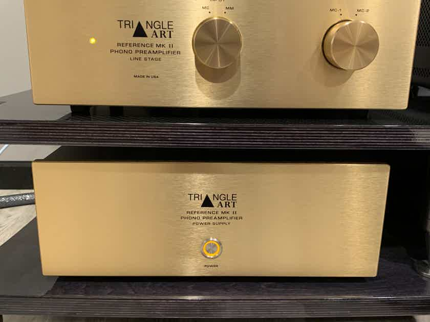 TriangleART Reference MK2 Phono