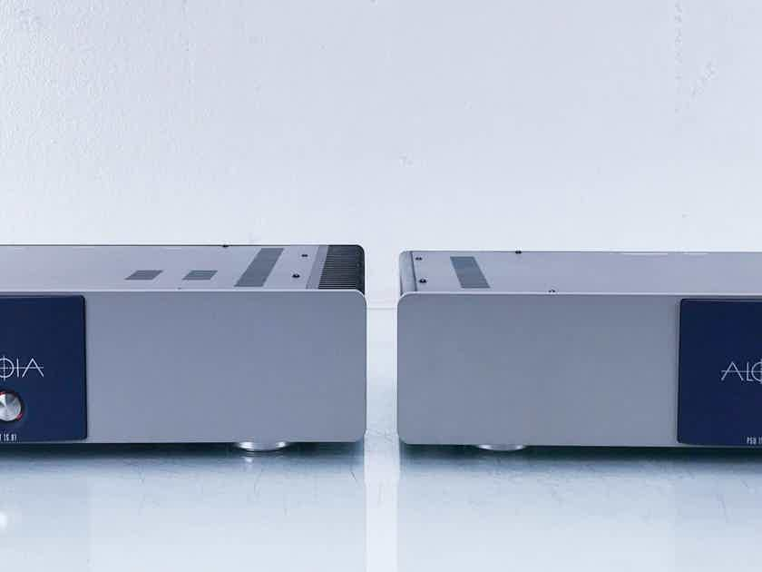 Aloia ST 15.01 Stereo Power Amplifier PSU 15.01i Inductive Power Supply (12134)