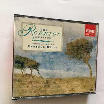 Enrique Batiz  The Rodrigo edition Emi classics Cd set 1992