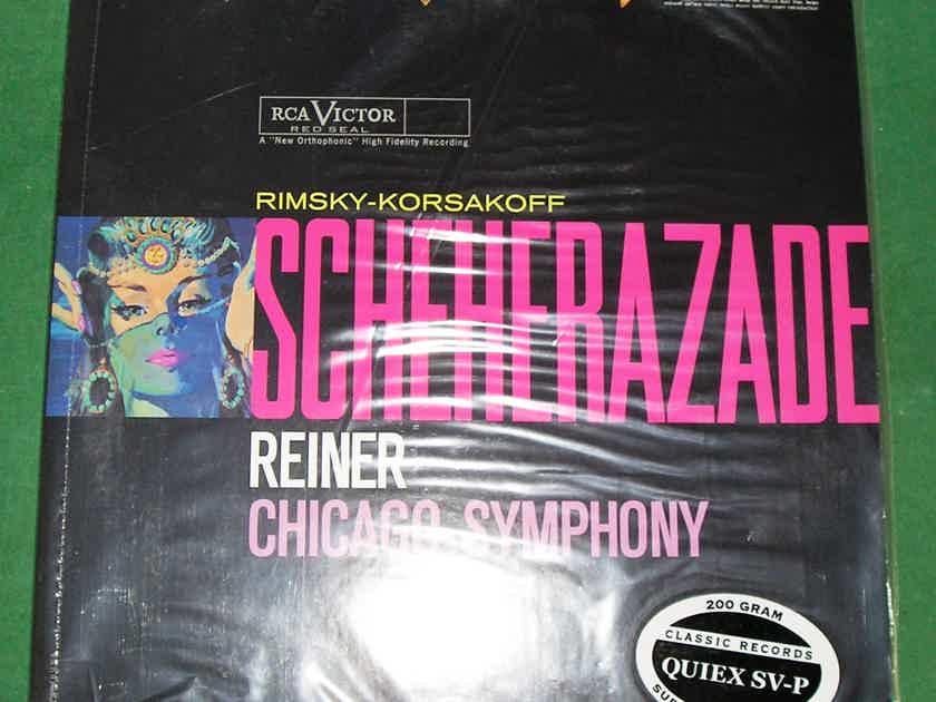 Scheherazade Classic Records 200 Gram Press Mint