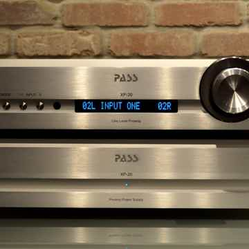 Pass Labs XP-20