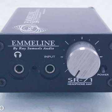 Emmeline SR-71 Portable Headphone Amplifier