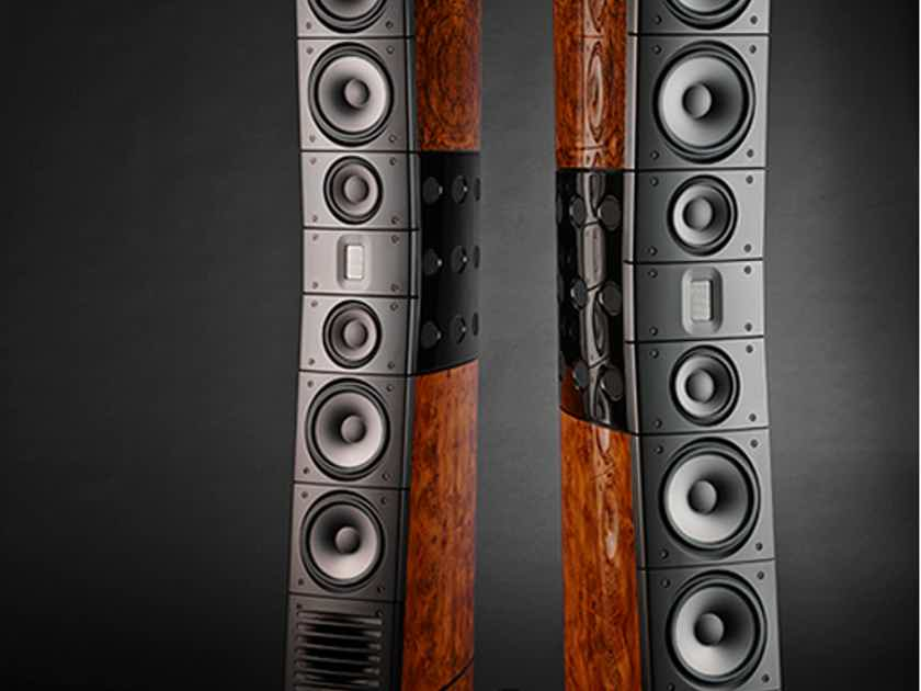 *****!! Priced to move!!  Raidho D5.1 Walnut finish .. truly a statement speaker ***** $62,500