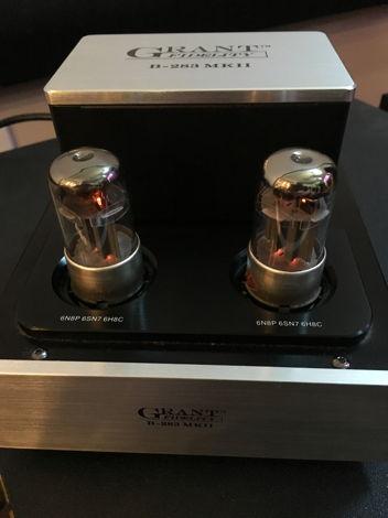 Grant Fidelity Tube Audio