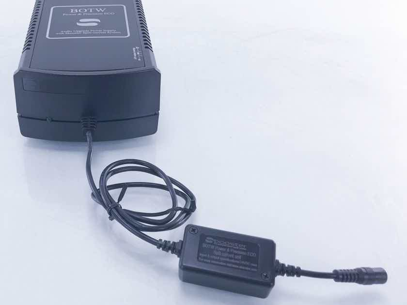 SBooster BOTW P&P ECO 24V External Power Supply; Black(11178)