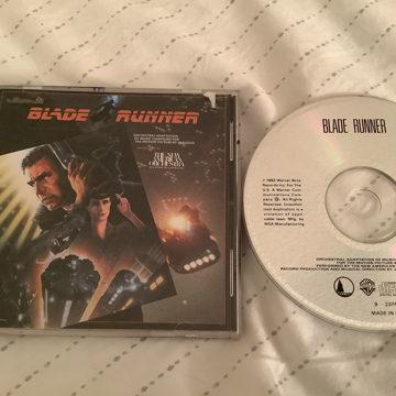 Blade Runner Full Moon Warner Brothers Records  Blade Runner