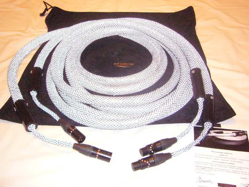 HiDiamond Diamond 3 XLR IC pair, 4m length