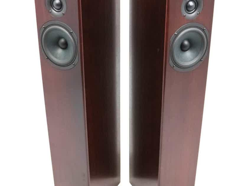 Totem Sky Tower Floorstanding Speakers; Mahogony; Pair (26511)