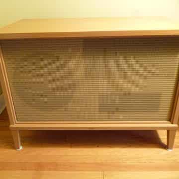 Altec Iconic Single Speaker Console Vintage 1950s Origi...