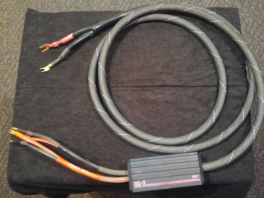 MIT Cables AVT-3 single 3 meter speaker cable