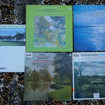 Delius 5 LP