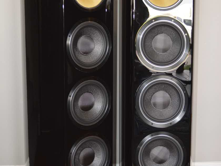 B&W (Bowers & Wilkins) 803 D2 -- Excellent Condition (see pics!)