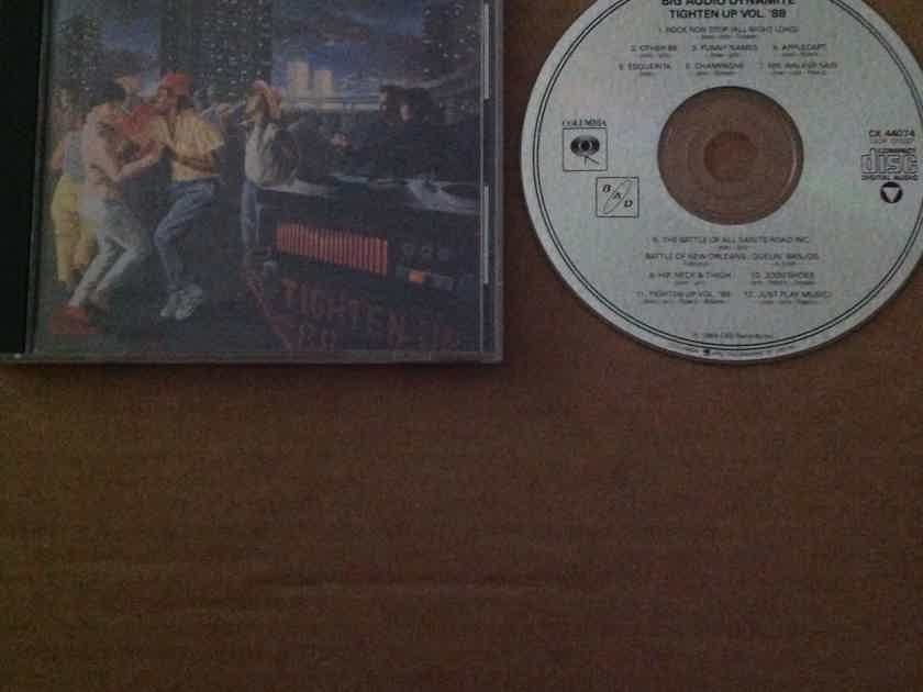 Big Audio Dynamite - Tighten Up Vol. '88 Not Remastered Compact Disc  Columbia Records
