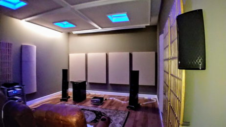 Dedicated Acoustic Room