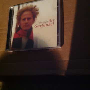 Art Garfunkel - The Singer Columbia Records 2 Compact D...