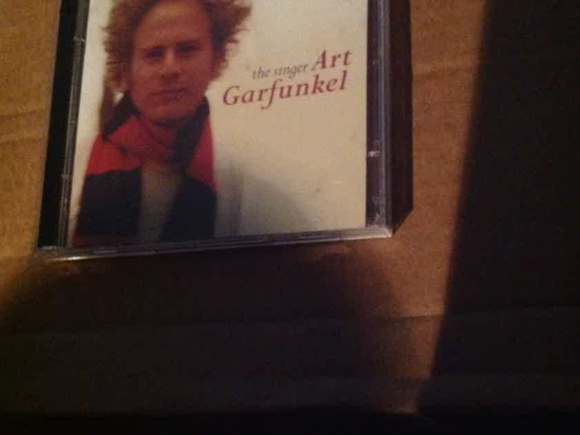 Art Garfunkel - The Singer Columbia Records 2 Compact Disc  Set