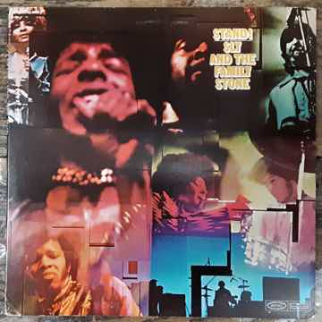 Sly & The Family Stone Stand! NM 1975 Reissue Vinyl LP ...
