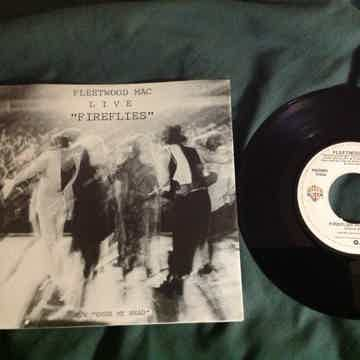 Fleetwood Mac - Fireflies(Remix-Edit) Promo 45 Single W...
