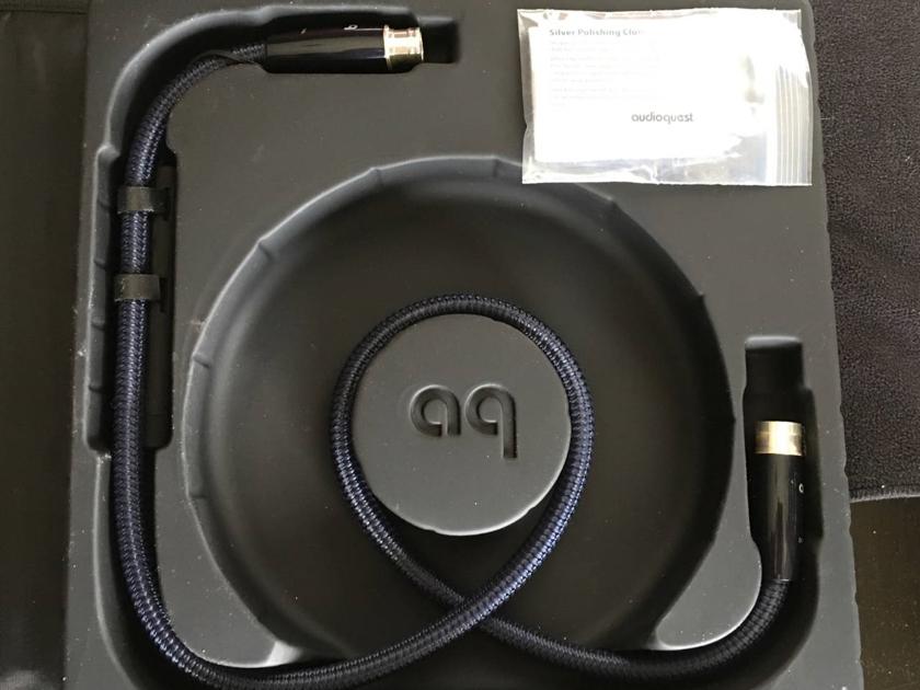 AudioQuest Wild AES/EBU 110 Ohm XLR 1.0MDigital Cable