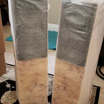 Lansche Audio NO.3  FLOORSTANDING SPEAKER ( LIKE NEW) R...