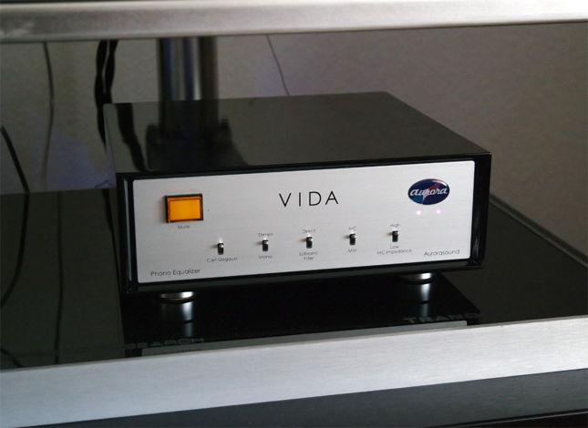 Aurorasound VIDA Black Gloss finish