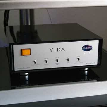 Aurorasound VIDA - LCR type phono stage - NEW REVIEW ON...