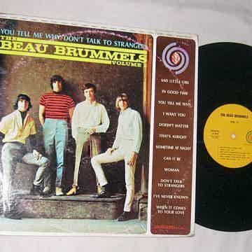 THE BEAU BRUMMELS -  - VOLUME 2 - RARE ORIG 1965 LP  - ...