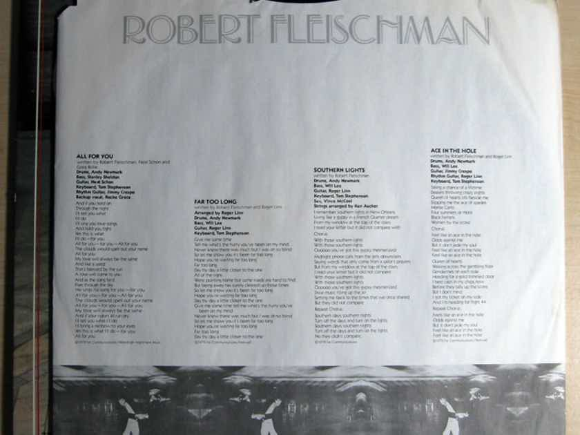 Robert Fleischman - Perfect Stranger  - 1979 Arista AB 4220