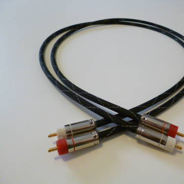 Schmitt Custom Audio Cables Gold Telllurium Copper RCA IC's