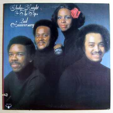 Gladys Knight & The Pips - 2nd Anniversary - First Pres...
