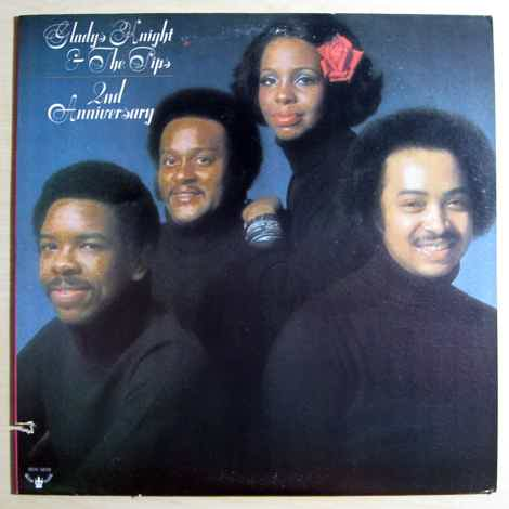 Gladys Knight & The Pips 2nd Anniversary