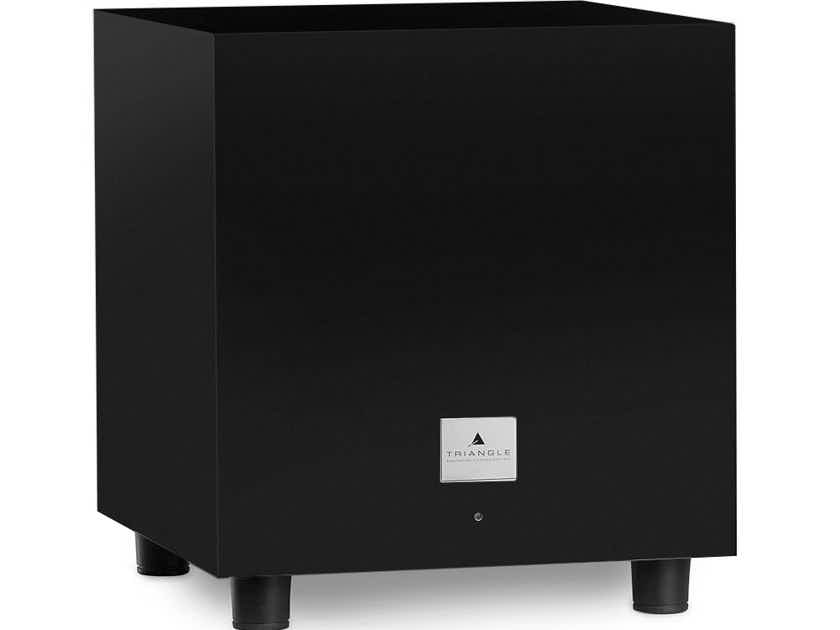 Triangle TALES 340 Subwoofer (Black): New-In-Box; Full Warranty; 50% Off; Free Shipping