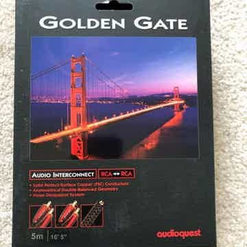 AudioQuest Golden Gate