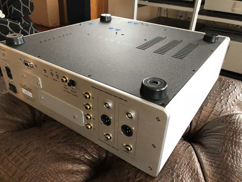 KRELL, CIPHER SACD/CD Player, $12,000 Retail, Krell Warranty to 2020 - Silver