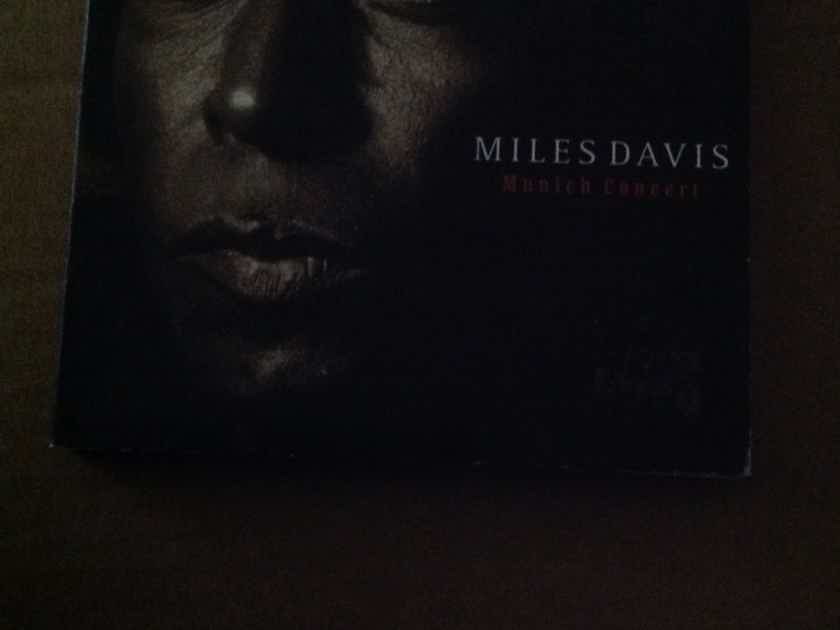 Miles Davis - Munich Concert 3 Compact Disc Set